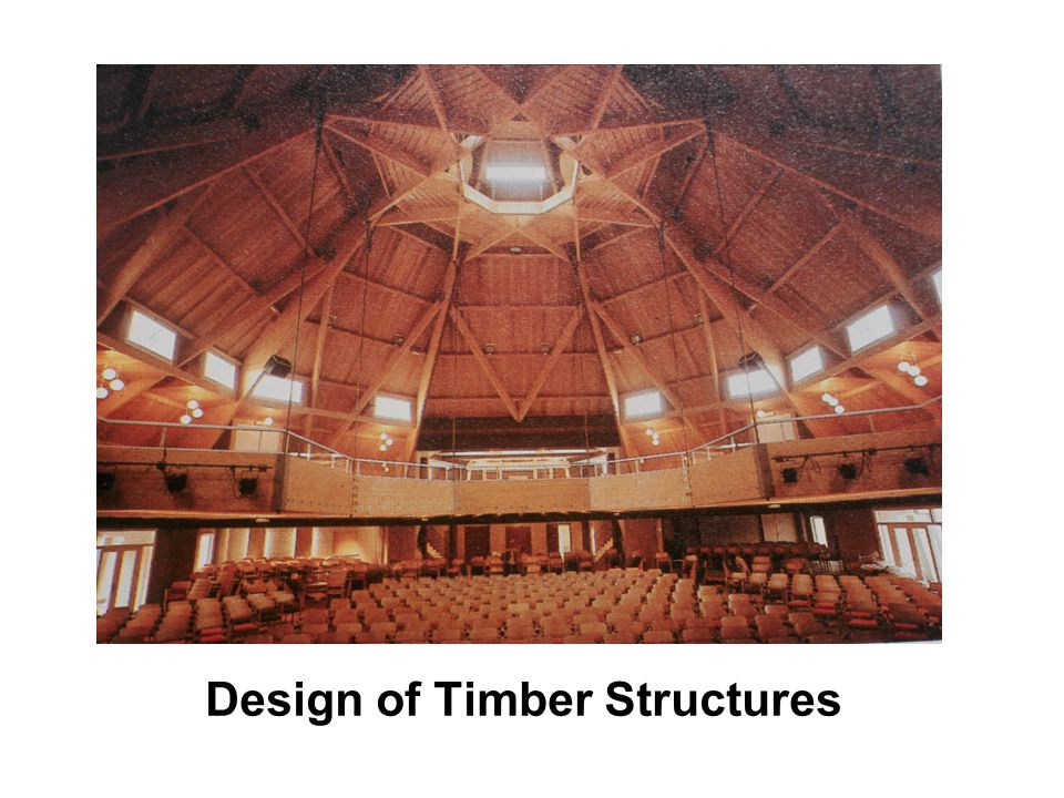 Grading of timber Defects that affect the strength of timber