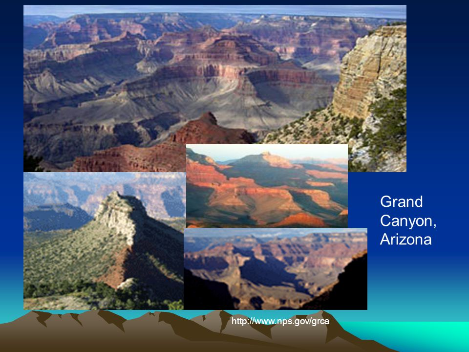 Grand Canyon, Arizona http://www.nps.gov/grca