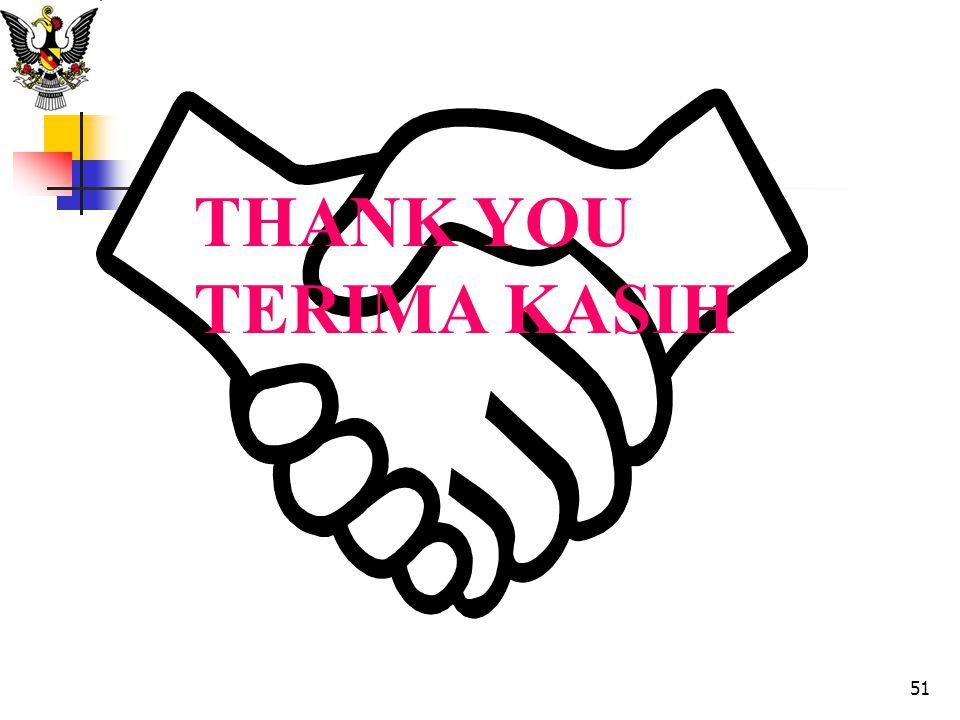 THANK YOU TERIMA KASIH 51