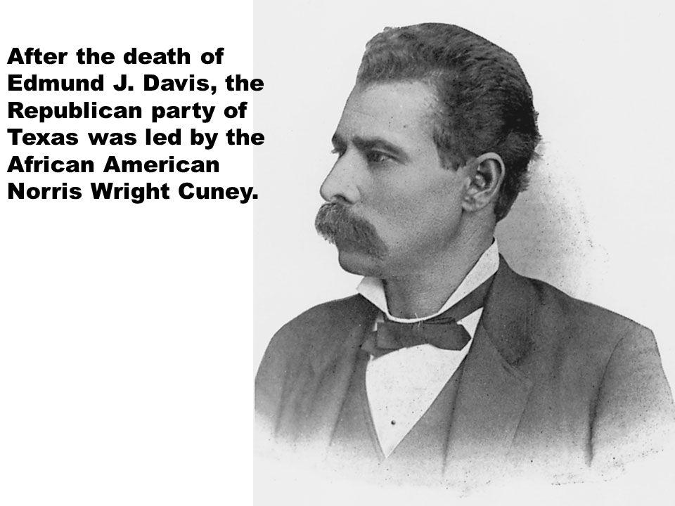 After the death of Edmund J.