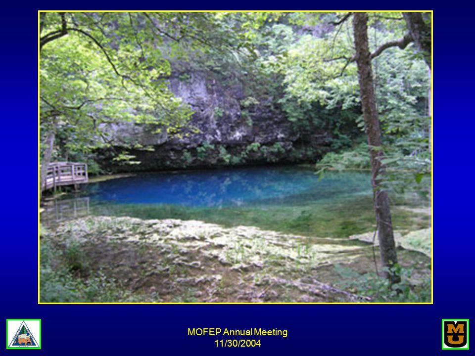 MOFEP Annual Meeting 11/30/2004