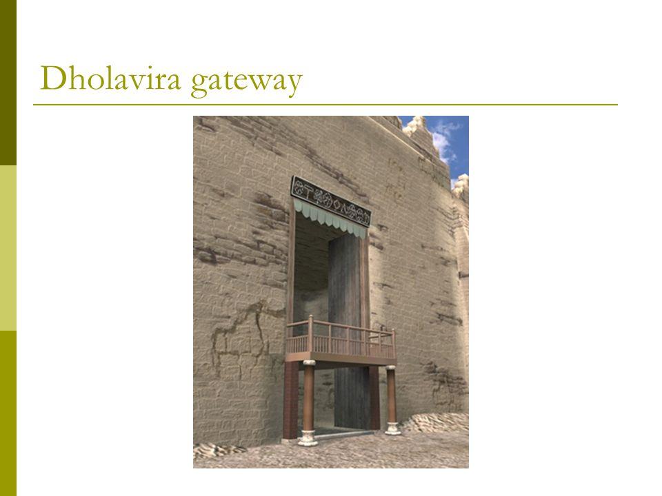 Dholavira gateway