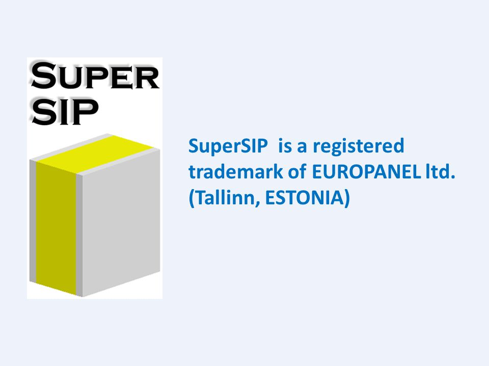 In production of SIPs new and better materials could be used that outperform both OSB and EPS. XPS (Extruded Polystyrene) or PUR (Polyurethane) foam c