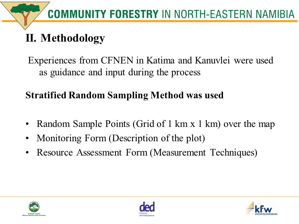 Attention The PNRA is not a forest inventory!!.