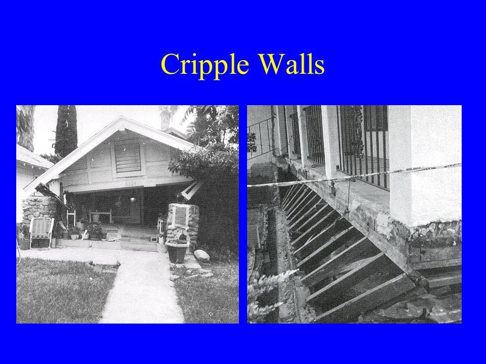 Cripple Walls