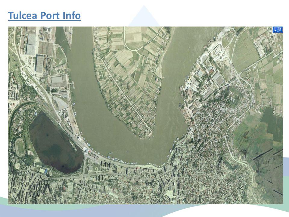Tulcea Port Info