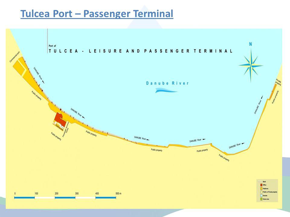 Tulcea Port – Passenger Terminal