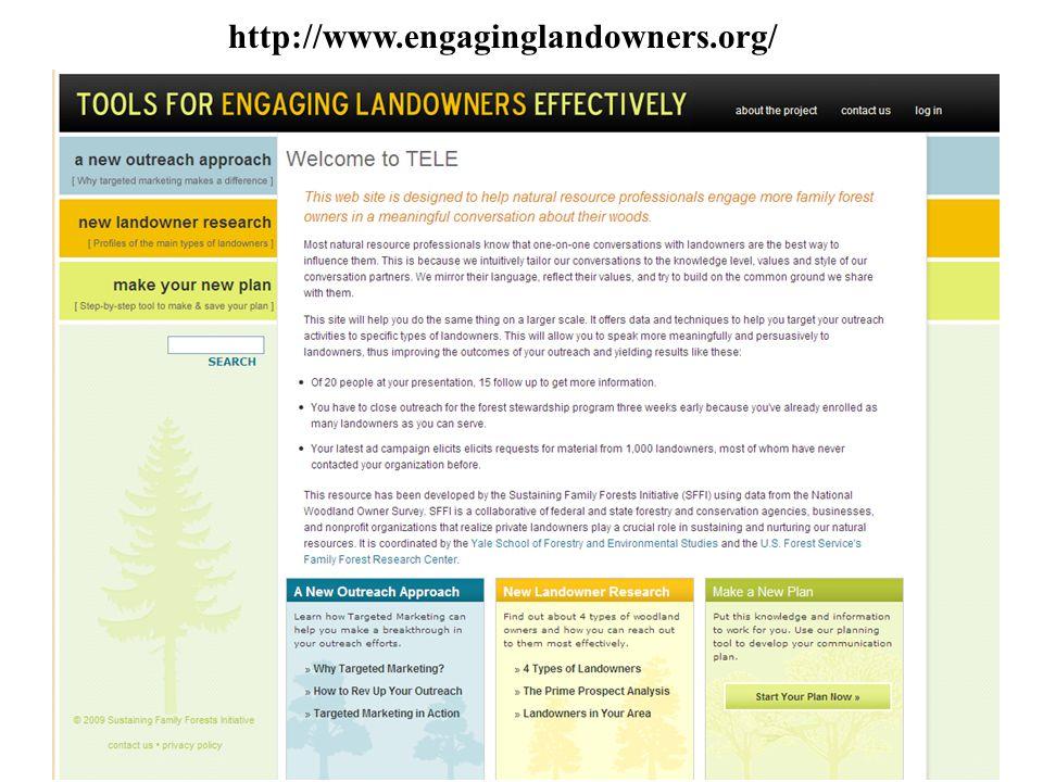 http://www.engaginglandowners.org/