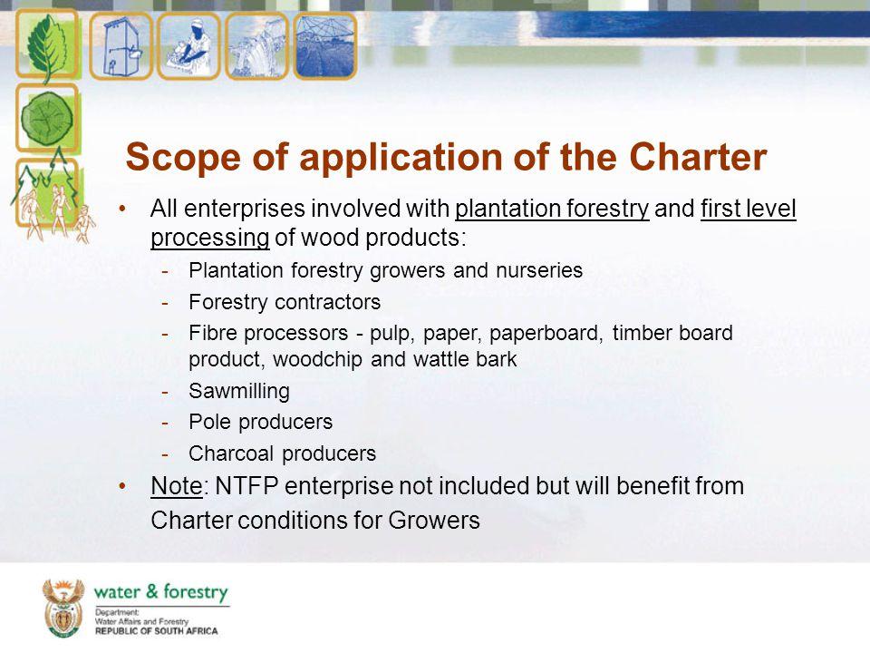 Charter undertakings on skills Strengthen the national framework for skills development Identify scarce, critical and core skills.