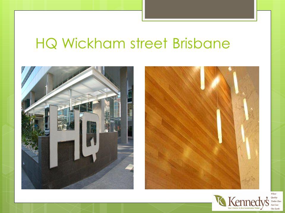HQ Wickham street Brisbane 