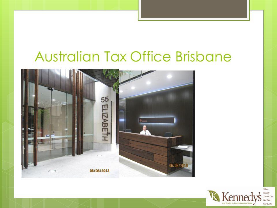 Australian Tax Office Brisbane