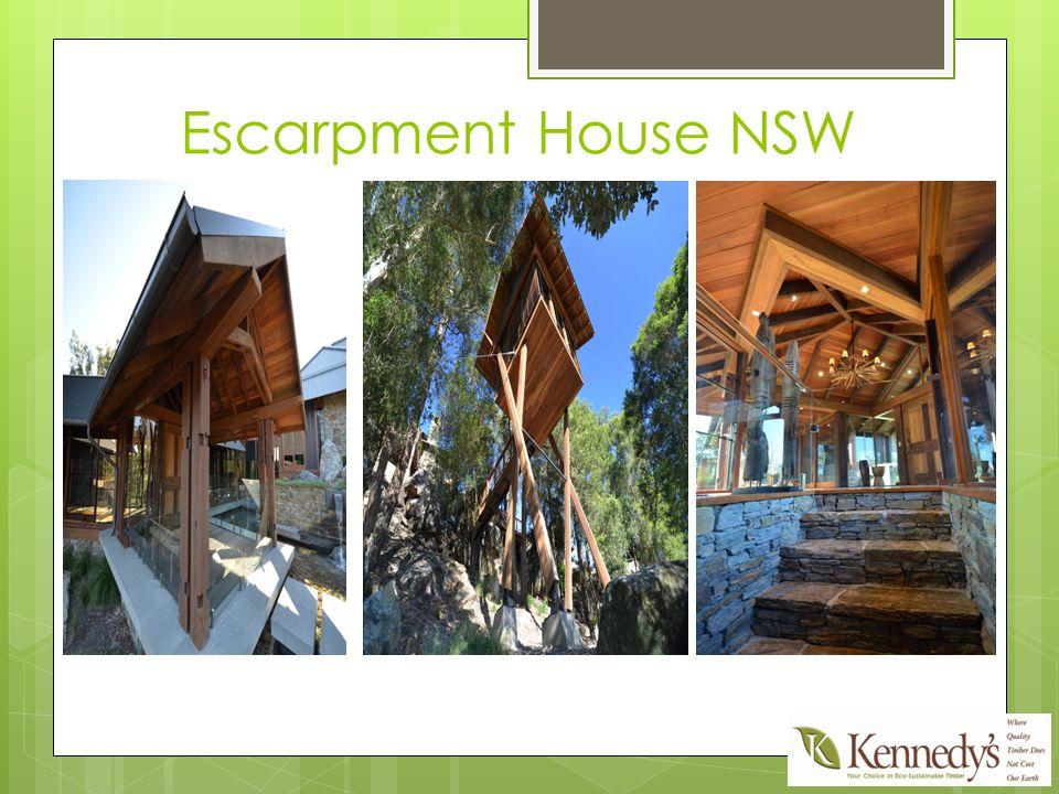 Escarpment House NSW