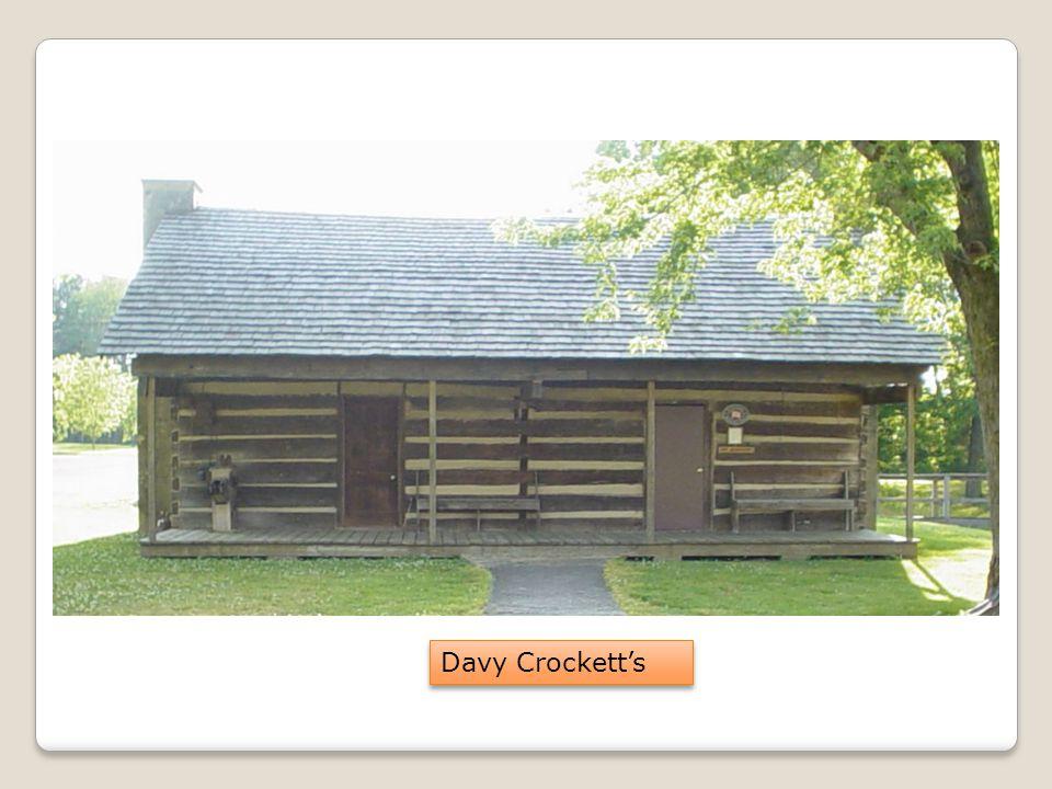 Davy Crockett's