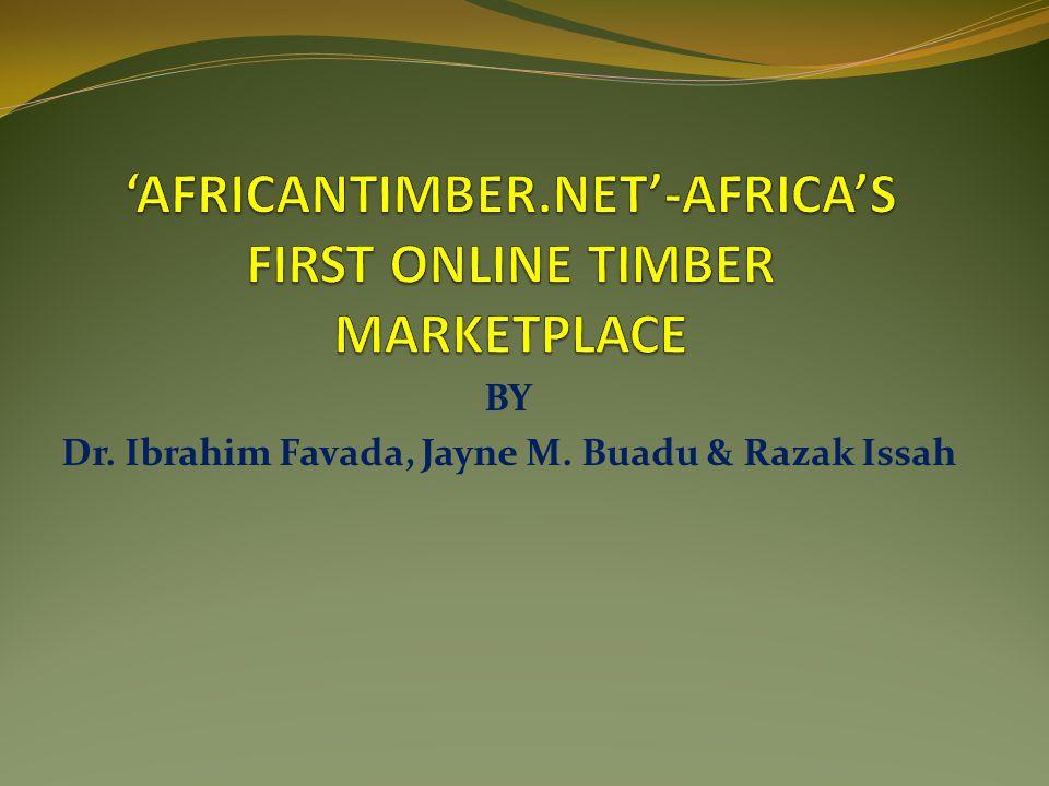 BY Dr. Ibrahim Favada, Jayne M. Buadu & Razak Issah