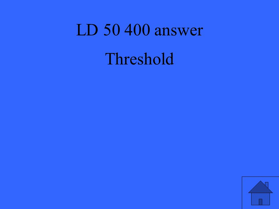 LD 50 Question 500 Which chemical below could you take some of and be certain that it would not kill you?