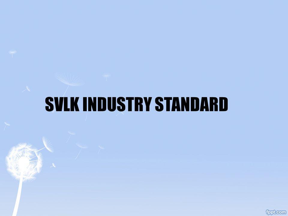 SVLK INDUSTRY STANDARD