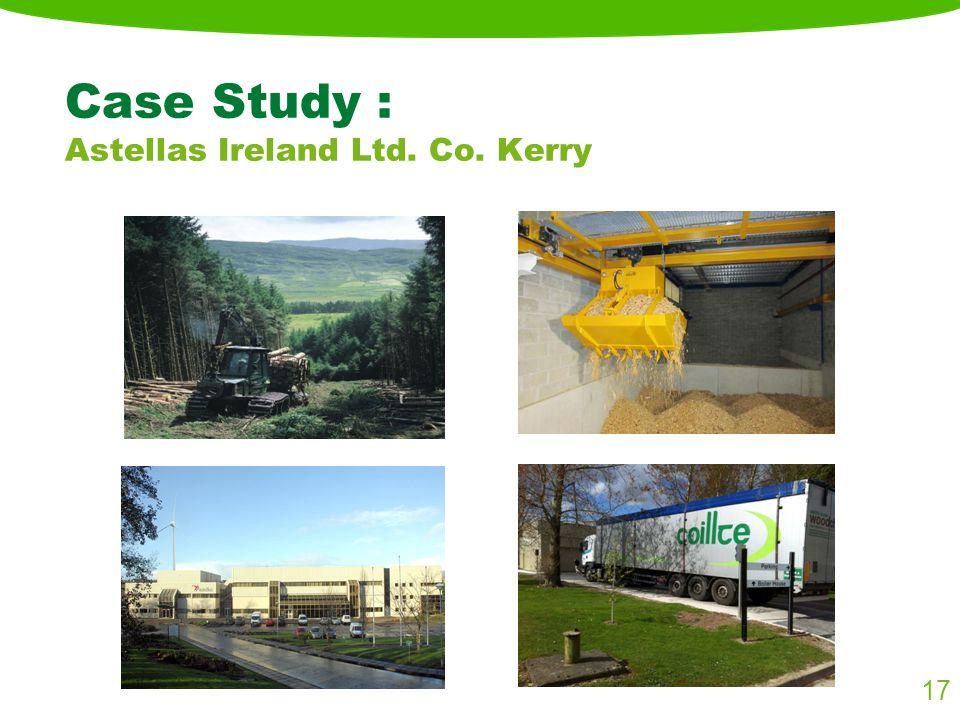 Case Study : Astellas Ireland Ltd. Co. Kerry 17