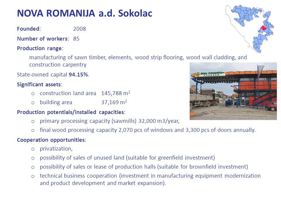 NOVA ROMANIJA a.d.
