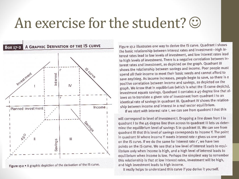 An exercise for the student