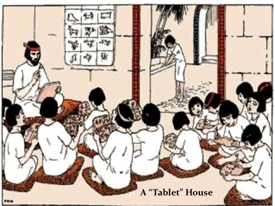 A Tablet House