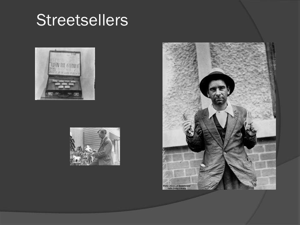 Streetsellers