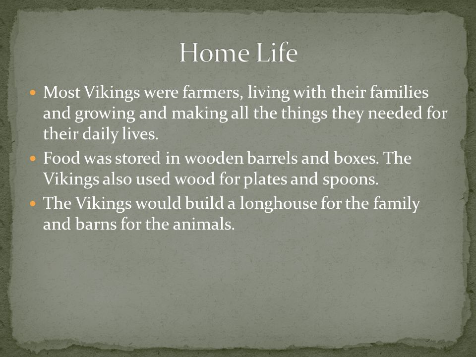 Sagas Viking children did not go to school so instead, lessons came in the form of Sagas or long stories. They described the adventures of great Vikin