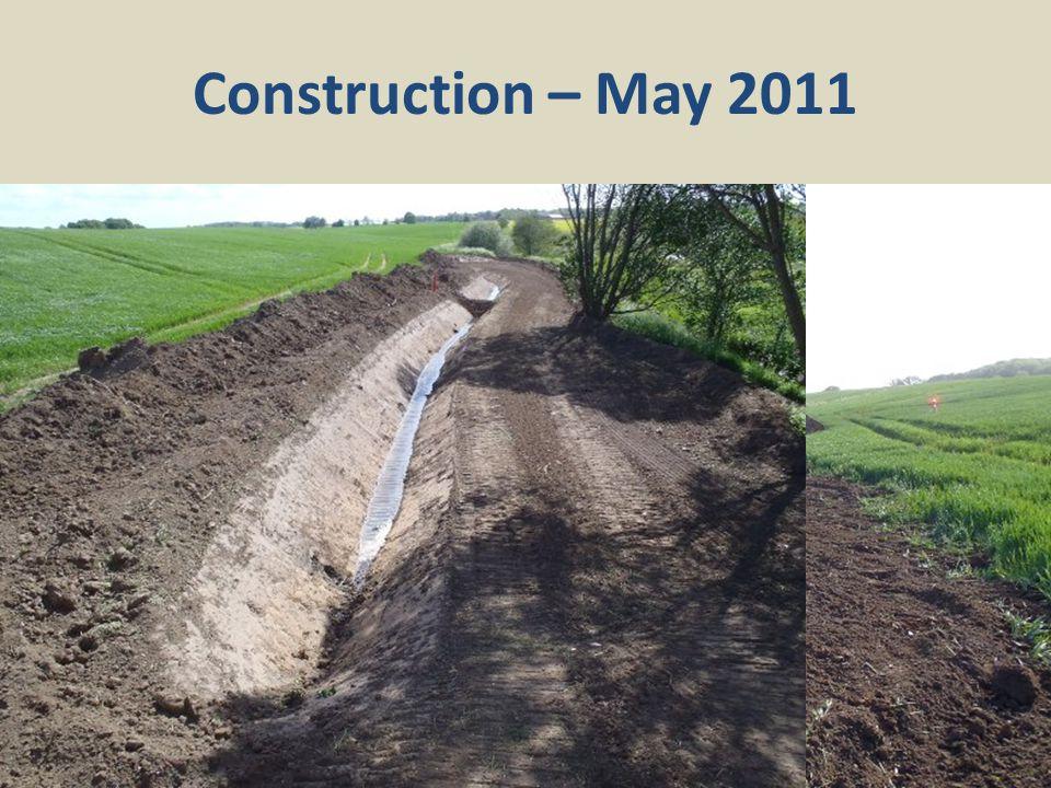 Construction – May 2011