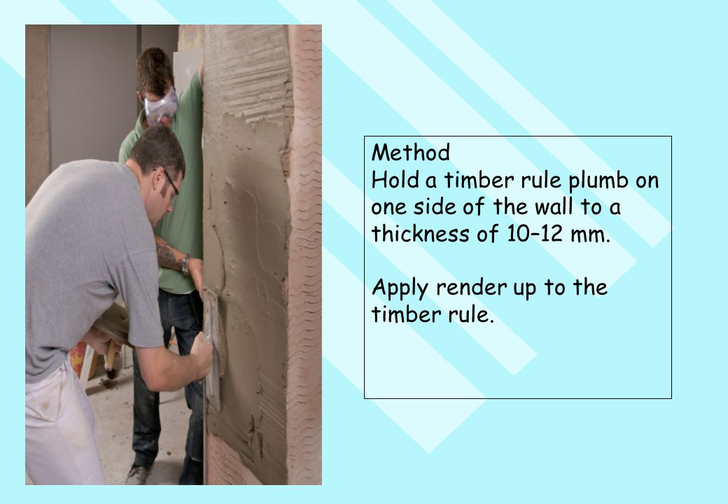 Slide the timber rule upwards and away from the angle.