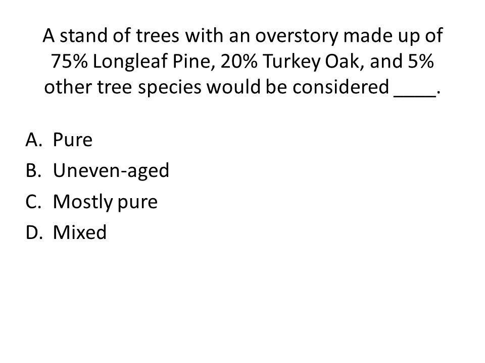 Which southern pine species provides the most benefit to wildlife.