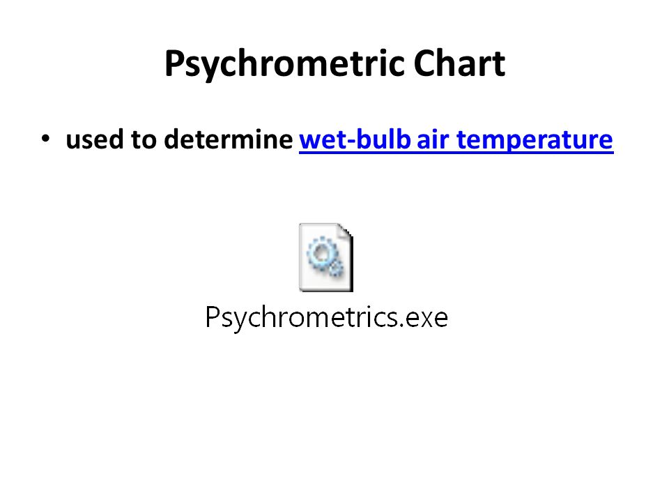 A Psychrometer The psychrometer is a device composed of two thermometers mounted on a sling.