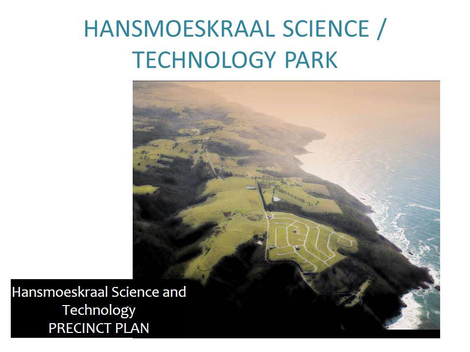 HANSMOESKRAAL SCIENCE / TECHNOLOGY PARK