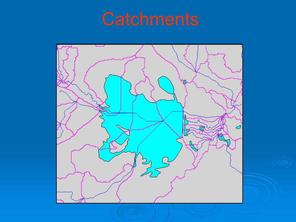 Catchments