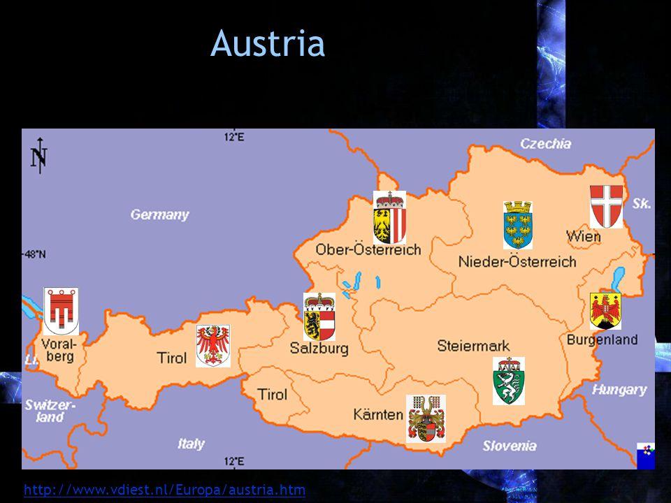Austria http://www.vdiest.nl/Europa/austria.htm