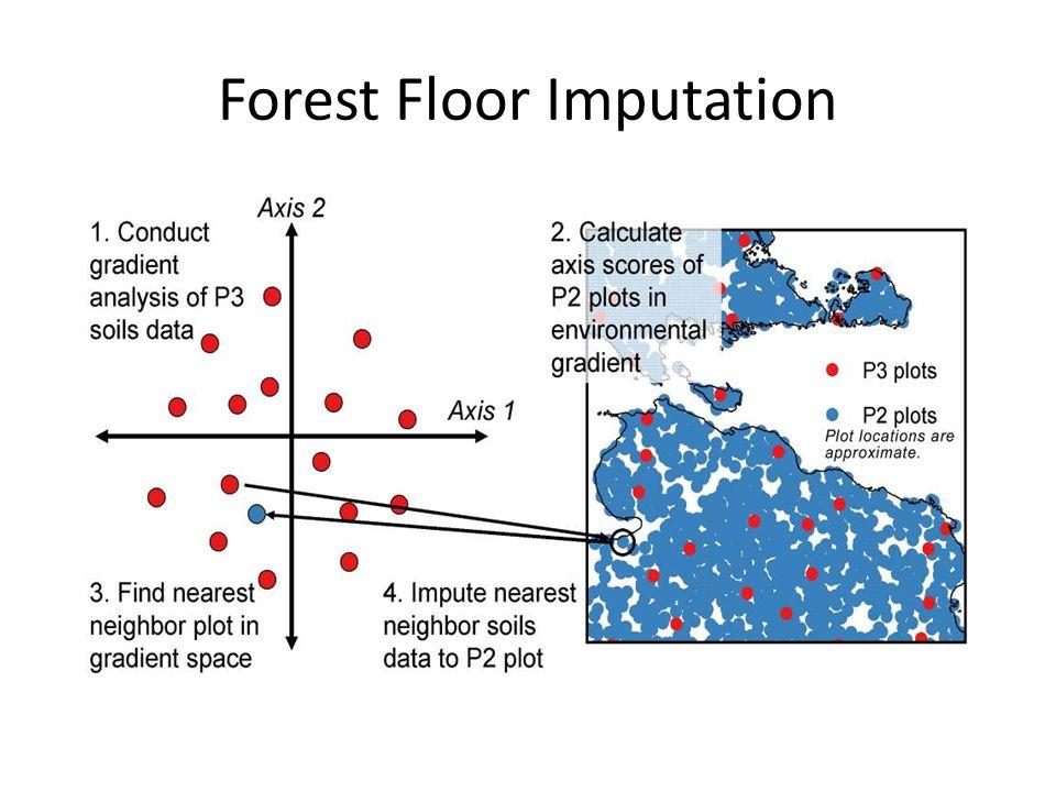 Forest Floor Imputation