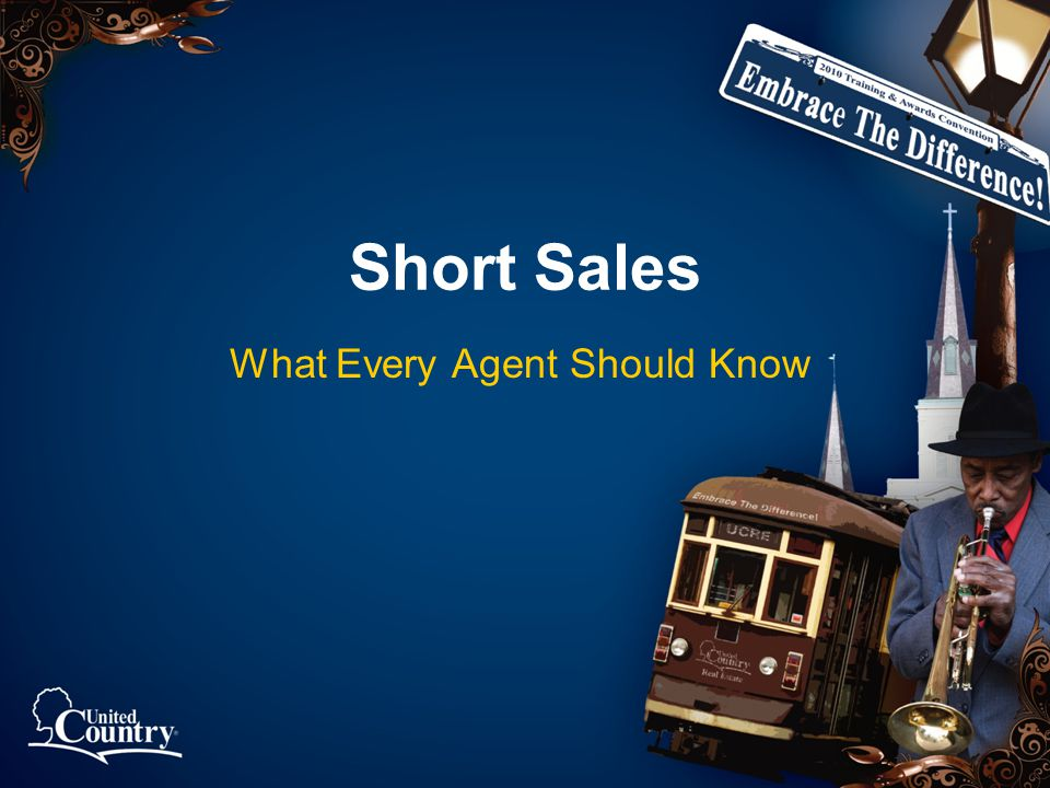 Short Sales What Every Agent Should Know