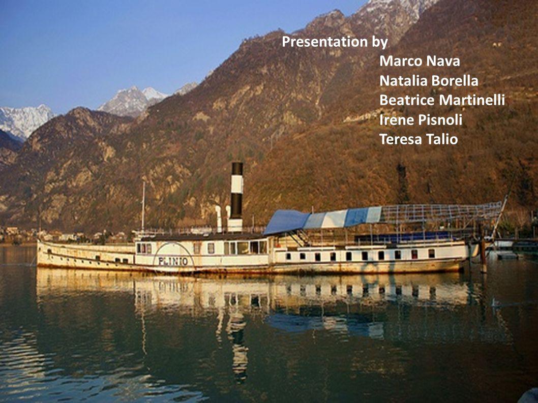 Presentation by Marco Nava Natalia Borella Beatrice Martinelli Irene Pisnoli Teresa Talio