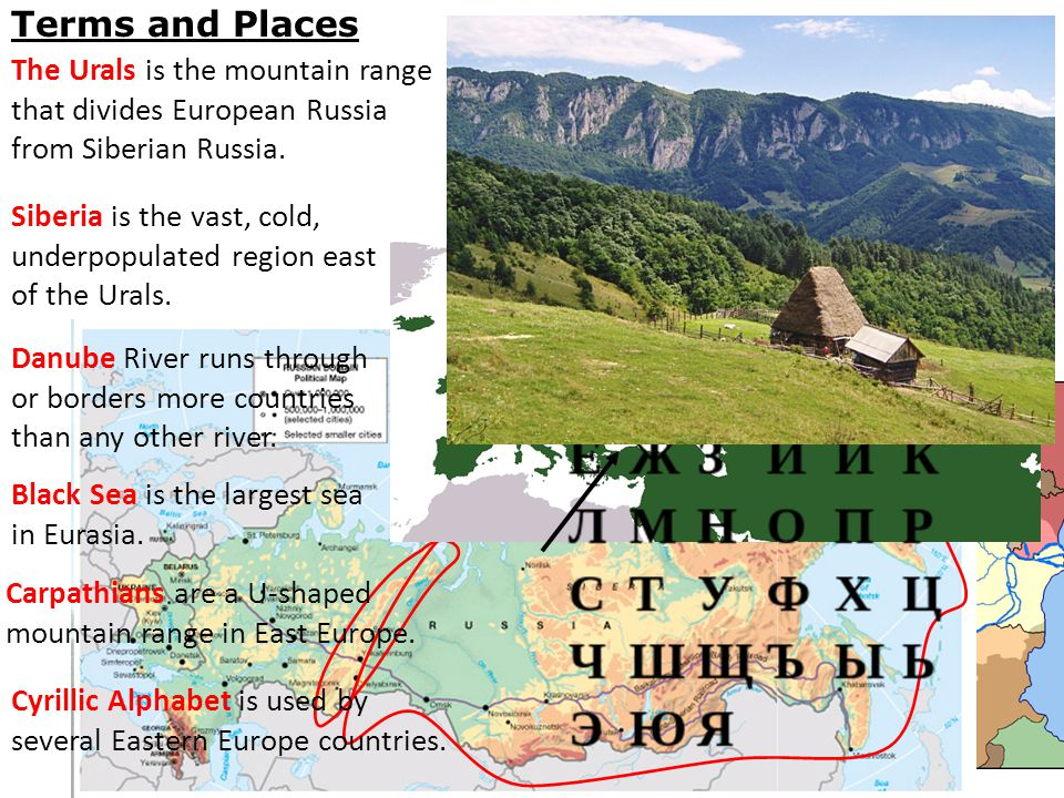 Part 1: Location and Physical Geography
