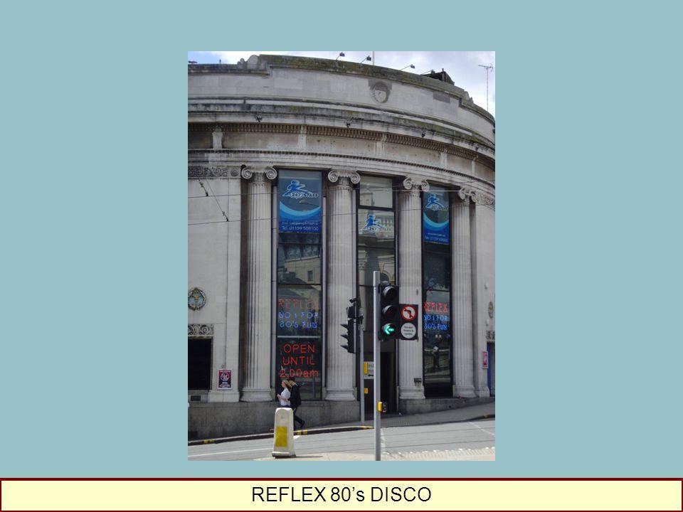 REFLEX 80's DISCO