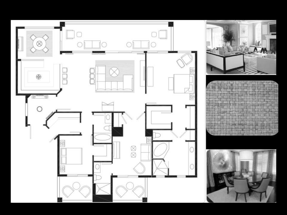 TRADITIONAL DESIGN PRIVATE RESIDENCE - FURNITURE PLAN - BONITA SPRINGS