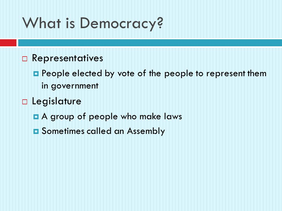 Democratic Traditions in England  English Parliament  Made laws in England along with the king  Made up of two houses or groups  House of Commons elected by men who owned property  House of Lords—made up of aristocracy  King did not have the power to tax subjects  Parliament had to approve all taxes.