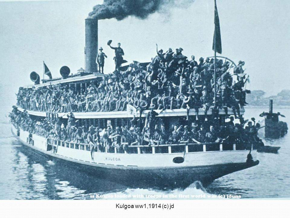 Kulgoa ww1,1914 (c) jd