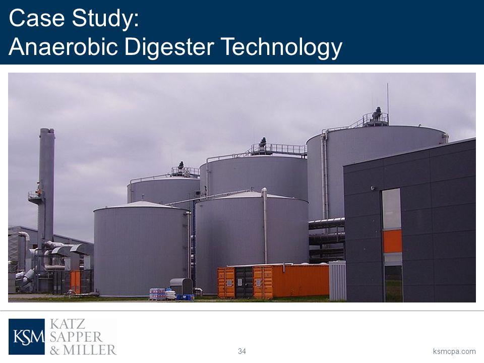 34ksmcpa.com Case Study: Anaerobic Digester Technology