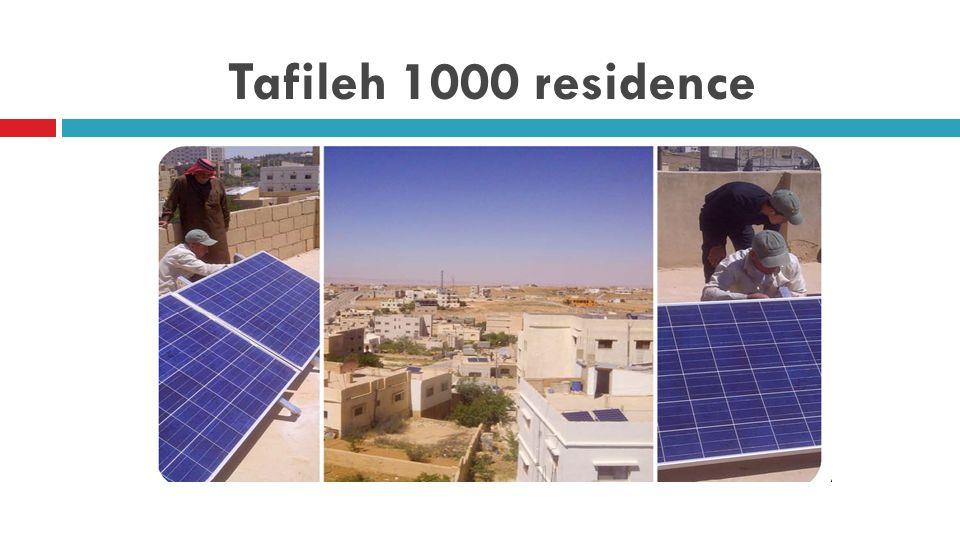 Tafileh 1000 residence