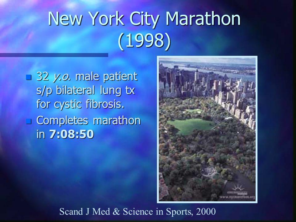 J.D. Hardy (1963): 1 st Human Lung Transplant n 58 y.o.