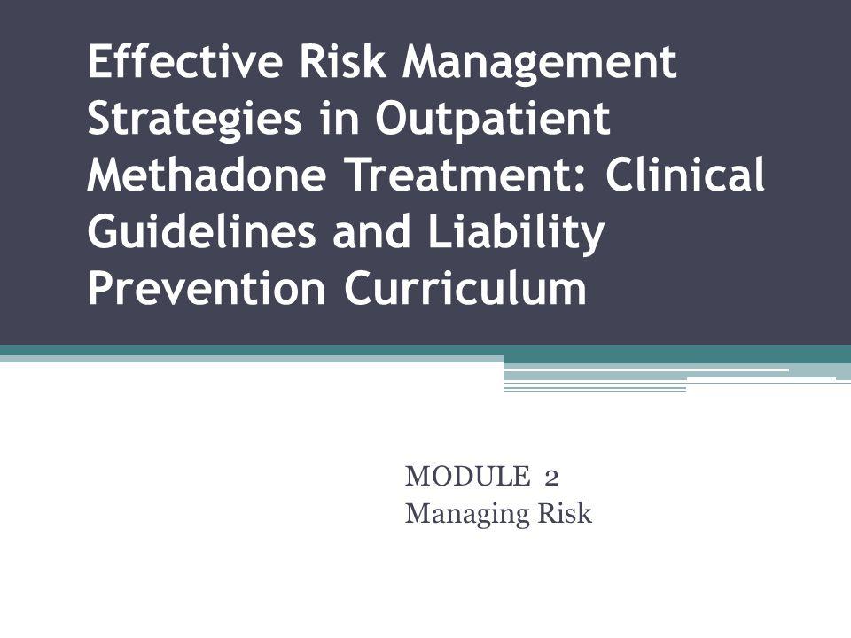 What are your RM options? AcceptRisk Transfe r Risk Avoi d Risk Mitigat e Risk