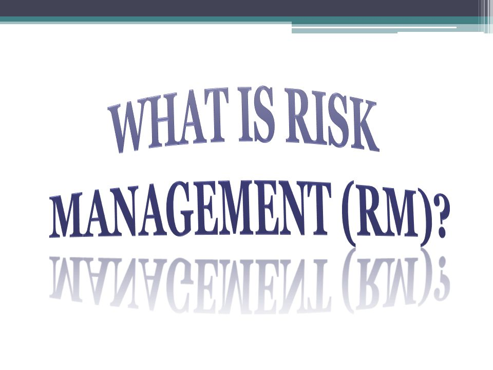 Residual Risk Contingency Plans Other Risk Terms You Should Know Plan B CONTINGENCY PLAN CONTINGENCY PLAN