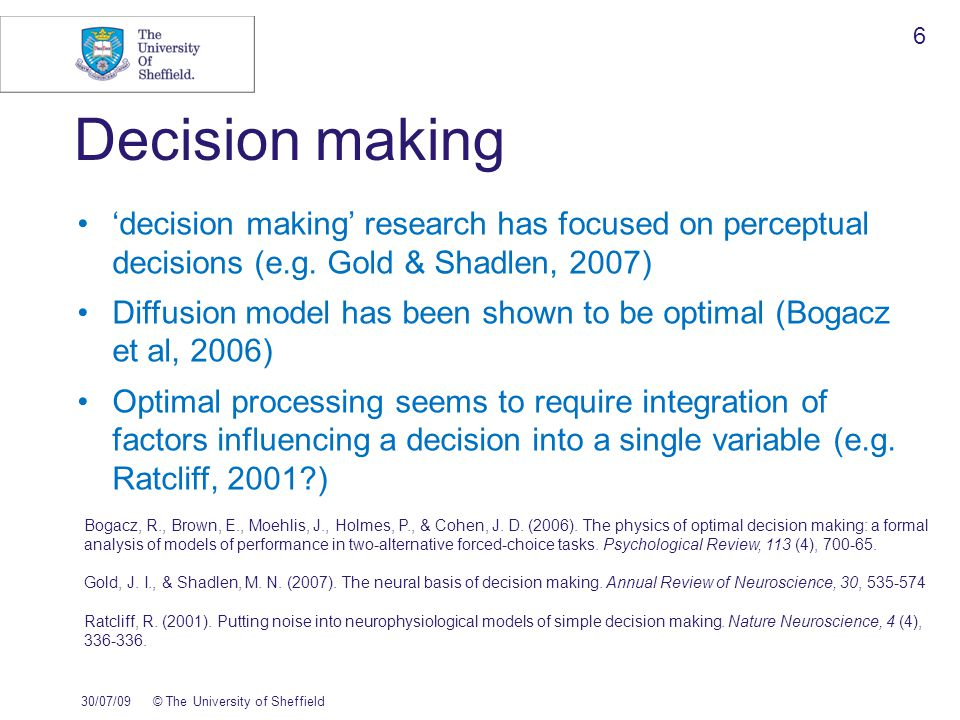 Task: to inspect RTs in a more complex‏ choice task, something that is not just a perceptual decision...a decision which involves two factors, which provide evidence that (we might assume) is represented at different stages Are reaction times affected additively by these two factors.
