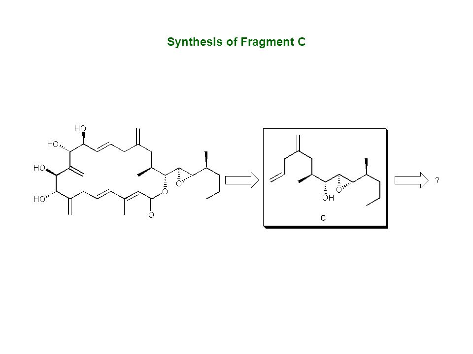 Synthesis of Fragment C