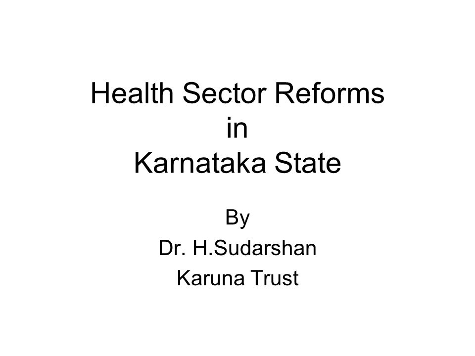 Reforms related to Human Resources Appointment of Staff on Contractual basis Multi-skilling of Health Personnel : CRS course Mandatory Pre-PG rural service Formation of District Cadres Creation of Taluka Health Officers Recruitment and Transfer Policy – transfers by counselling