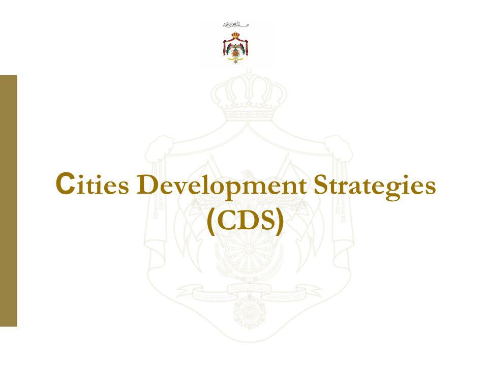 C ities Development Strategies )CDS(